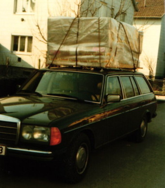 Transport 1980 DB Kombi